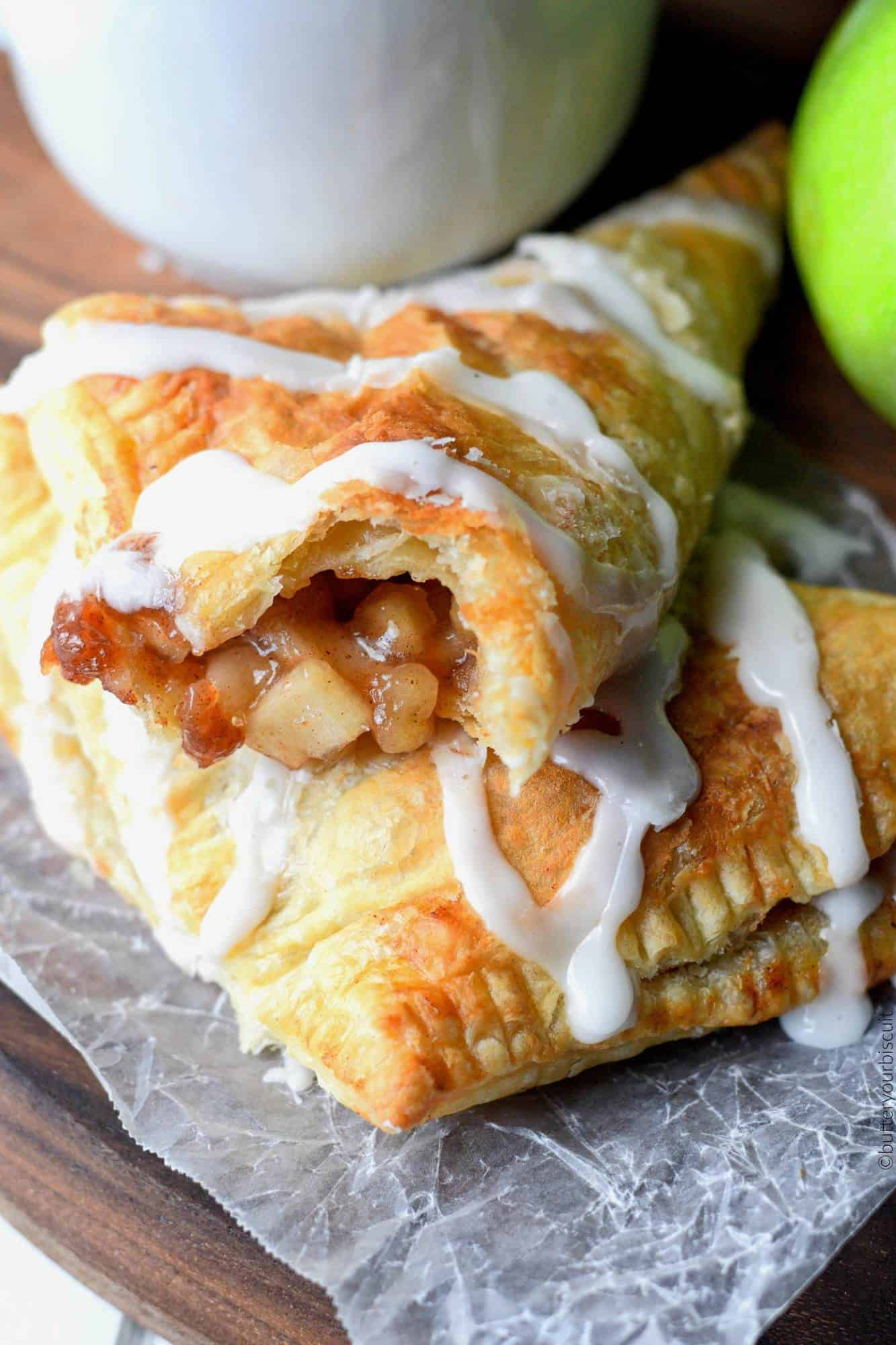 Flaky Biscuit Dessert Recipes