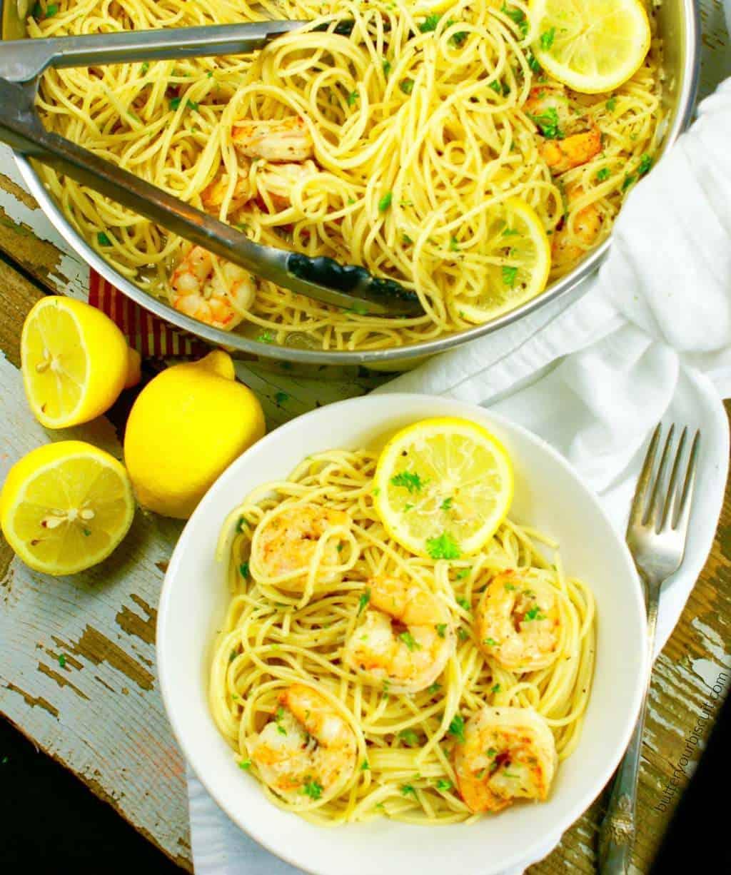 prawns lemon chilli stacey in fresh pasta with prawns and lemon oil ...