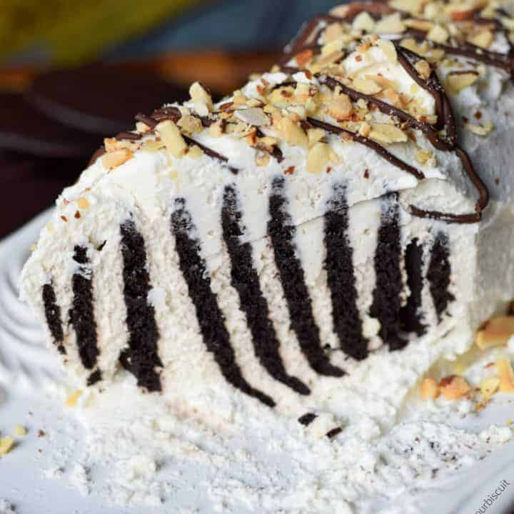 Chocolate Wafer Icebox Cake