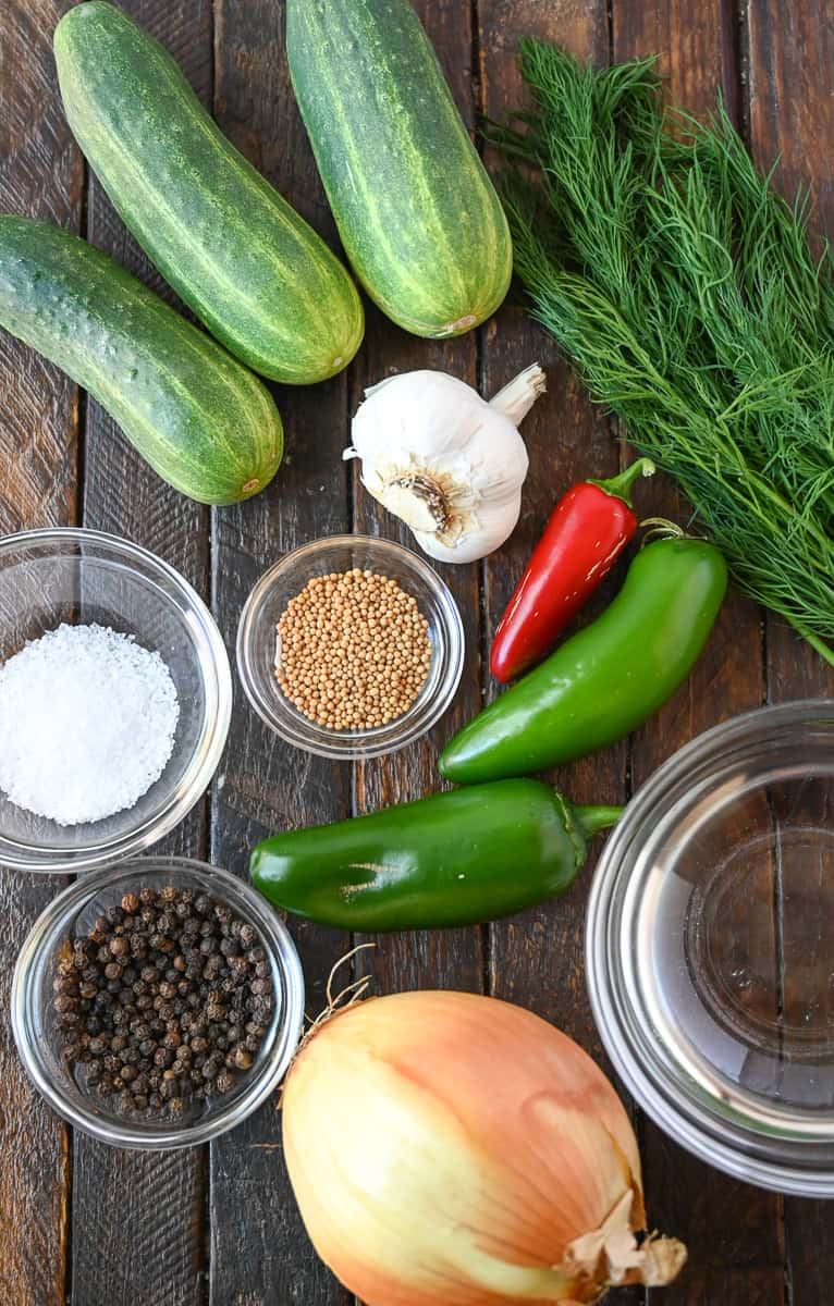 A photo of all the ingredients for this recipe.
