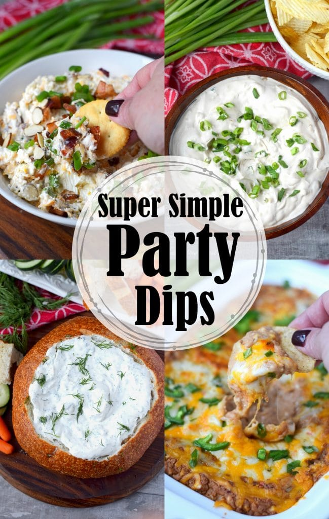 Party Dips Recipe Butter Your Biscuit