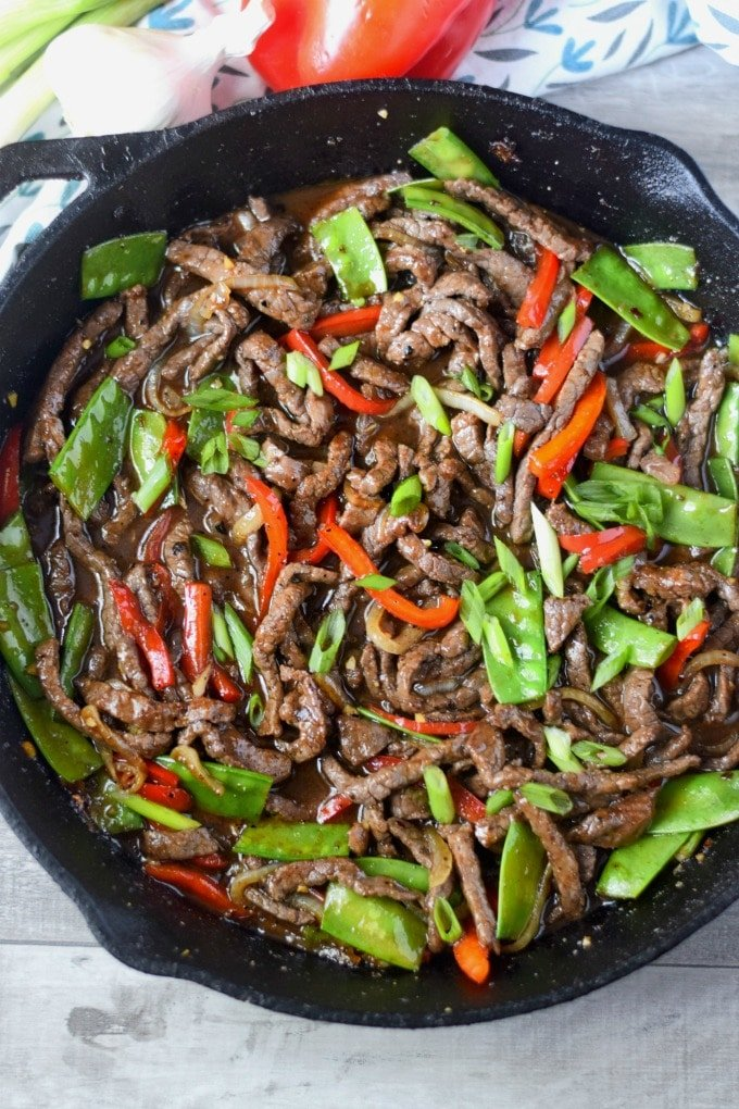 easy beef stir fry recipe  butter your biscuit