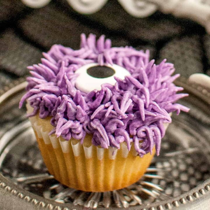 The best Halloween cupcakes
